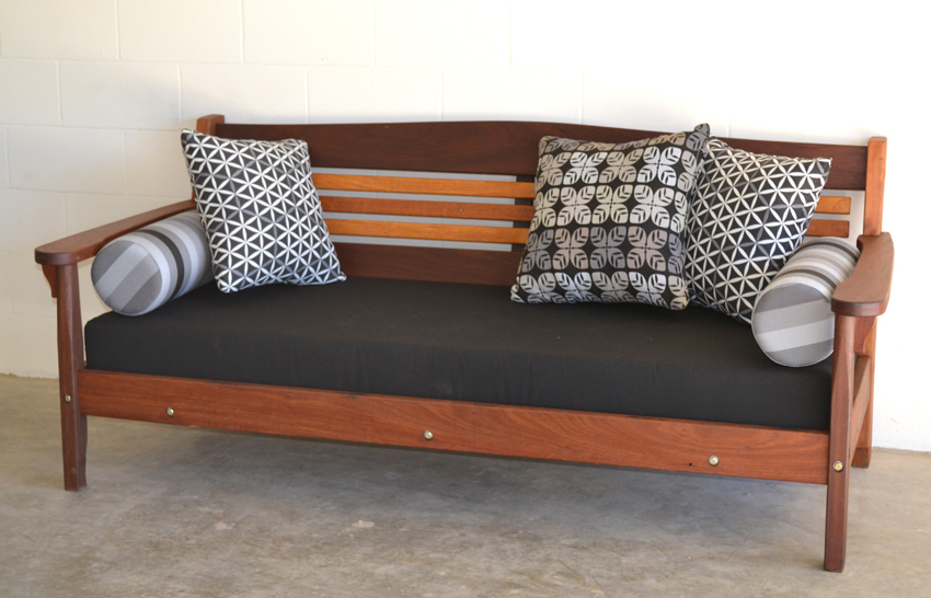 Recycled timber outdoor daybeds australian recycled for Modern day furniture